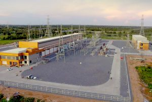 Chaiyaphum Substation : EGAT
